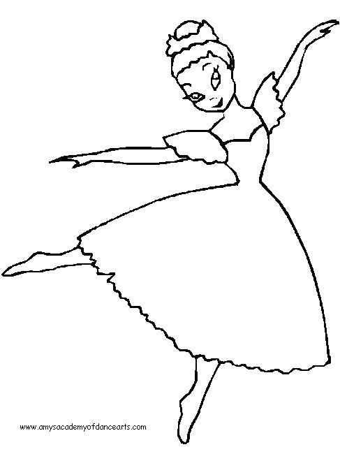 487x650 Dancer Coloring Pages