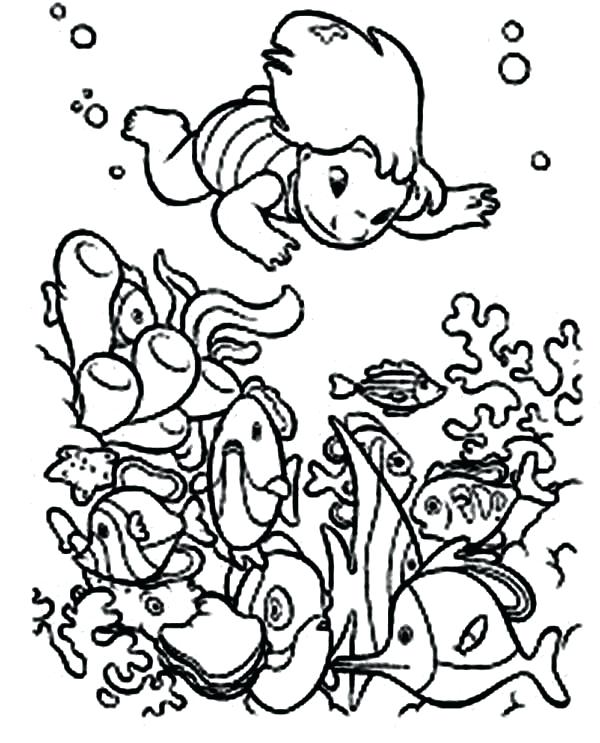 600x743 Hula Girl Coloring Page With Hoop Sheet Coloring Collection