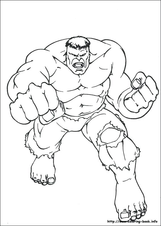 567x794 Incredible Hulk Coloring Page Hulk Coloring Picture Incredible
