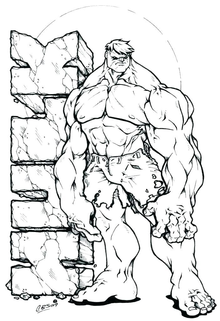 703x1024 Hulk Color Page Hulk Hogan Coloring Pages Hulk Color Pages