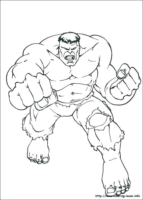 567x794 Hulk Coloring Page And Hulk Coloring Pages Hulk Hogan Coloring