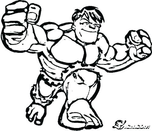 500x434 Hulk Hogan Coloring Pages Hulk Printable Coloring Pages Hulk Hulk