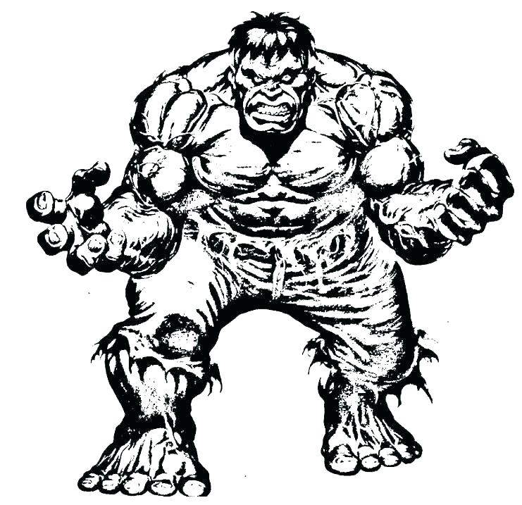 741x717 Coloring Pages Hulk The Hulk Coloring Pages Hulk Hogan Coloring