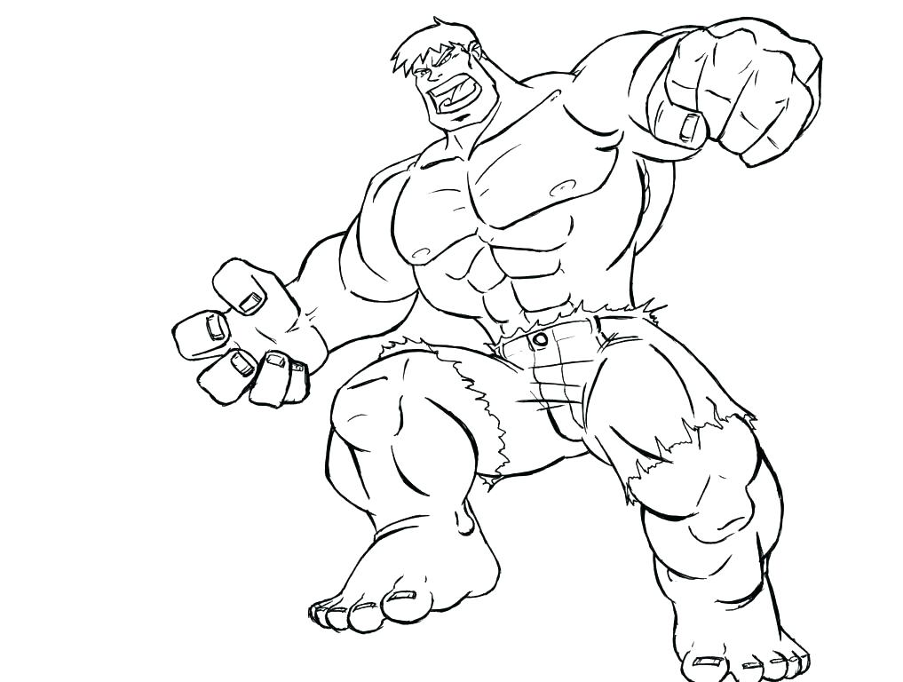 1017x768 Incredible Hulk Coloring Pages The Hulk Coloring Pages Color Free