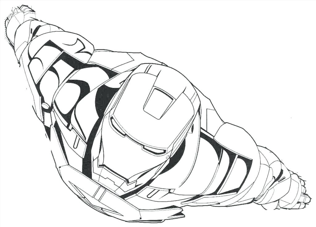 hulkbuster coloring pages 28