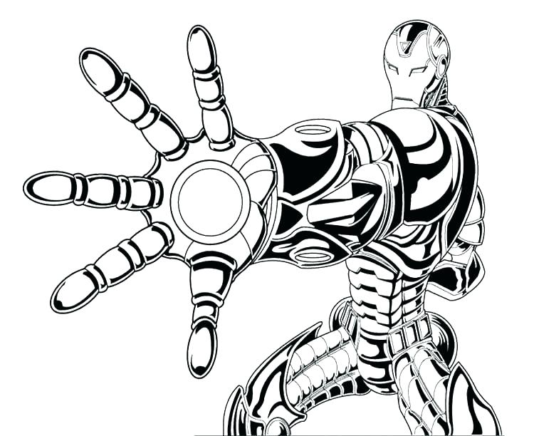 The Best Free Ironman Coloring Page Images Download From 164 Free Coloring Pages Of Ironman At Getdrawings