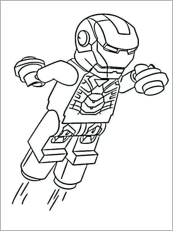 hulkbuster coloring pages 33