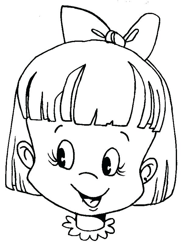 604x800 Body Coloring Human Face Coloring Page Kids Drawing And Pages