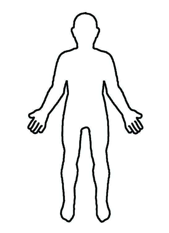 547x752 Body Coloring Pages Human Body Coloring Pages Printable