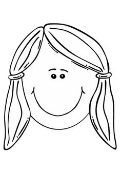 236x333 Coloring Page Boy's Face Coloring Pages Face