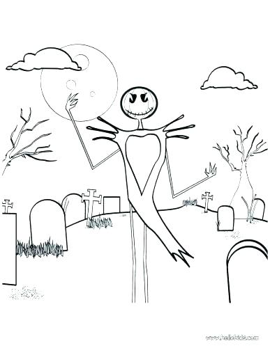 387x500 Printable Cartoon Coloring Pages Skeleton Coloring Sheet Medium