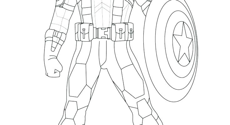 Human Torch Coloring Page