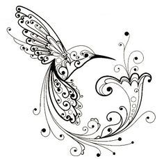 Hummingbird Coloring Pages For Adults at GetDrawings.com ...