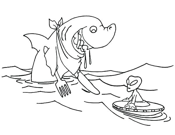600x463 Alien Landing On Moon Coloring Pages Livingtowin Club