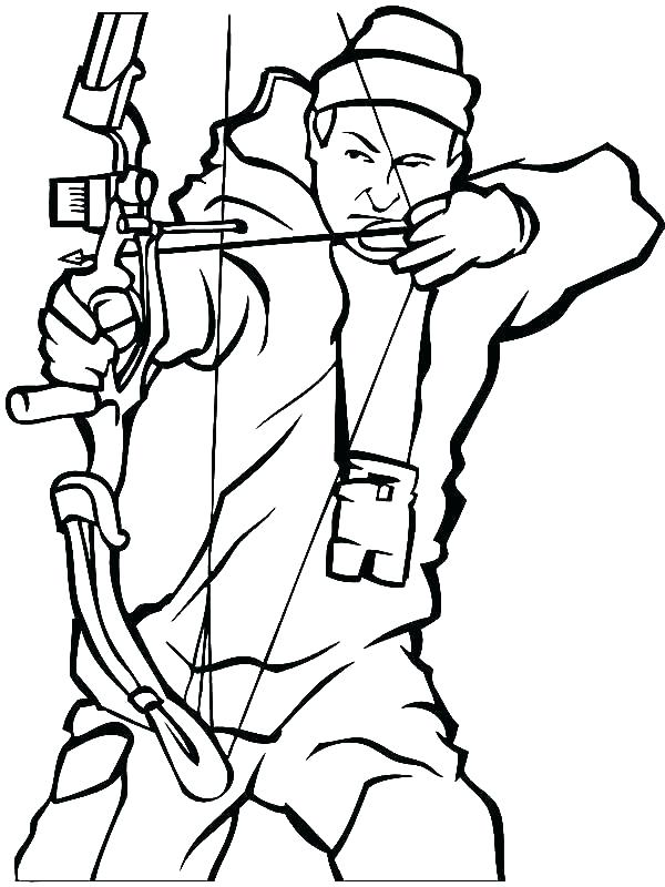 600x800 Deer Hunting Coloring Pages Deer Hunting Coloring Pages Me