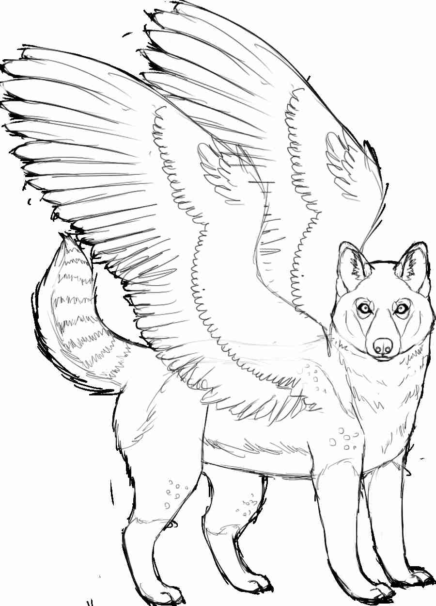 Husky Coloring Pages At Getdrawings Com Free For Personal Use