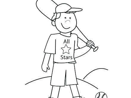440x330 God Made Me Special Coloring Page For Kids Printable Pages Amazing