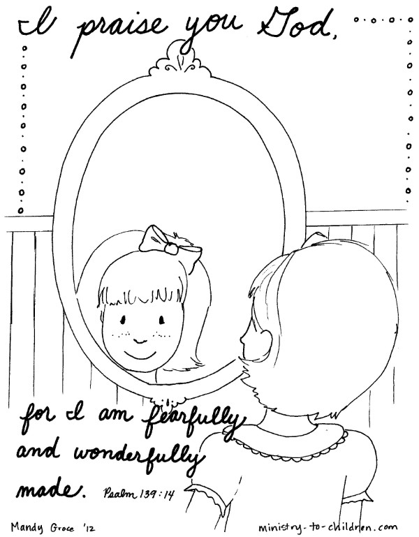 600x769 This Site Has Tons Of Printable Scripture Coloring Pages For Kids