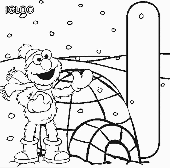 709x700 Sesame Street Letter Coloring Pages Pin Coloring Fun On Sesame