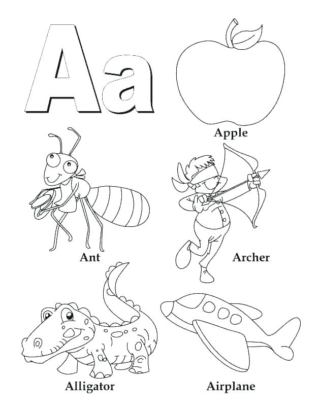 630x810 Coloring Pages Letter B The Letter A Coloring Page Bubble Letters