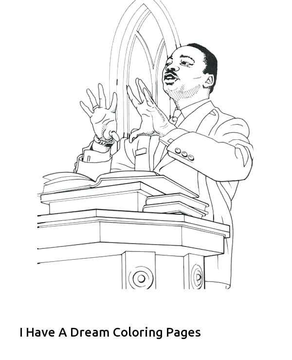 600x739 Day Coloring Pages I Have A Dream The Patriot Day Coloring Pages