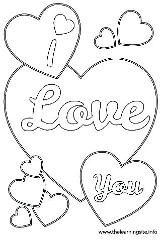 320x480 I Love You Mom Coloring Pages I Love You Mom Mothers Day Coloring