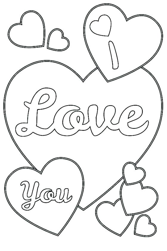 560x840 In Love Coloring Pages