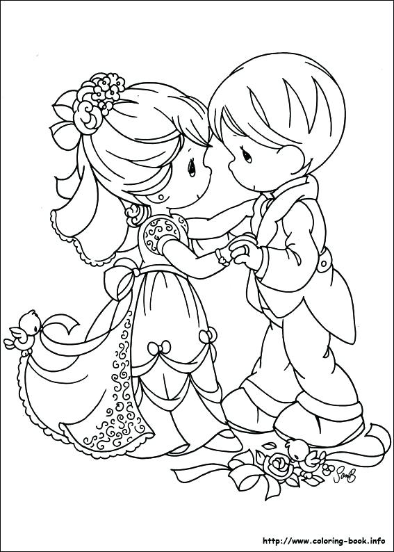 567x794 I Love Dance Coloring Pages Letters For Kids