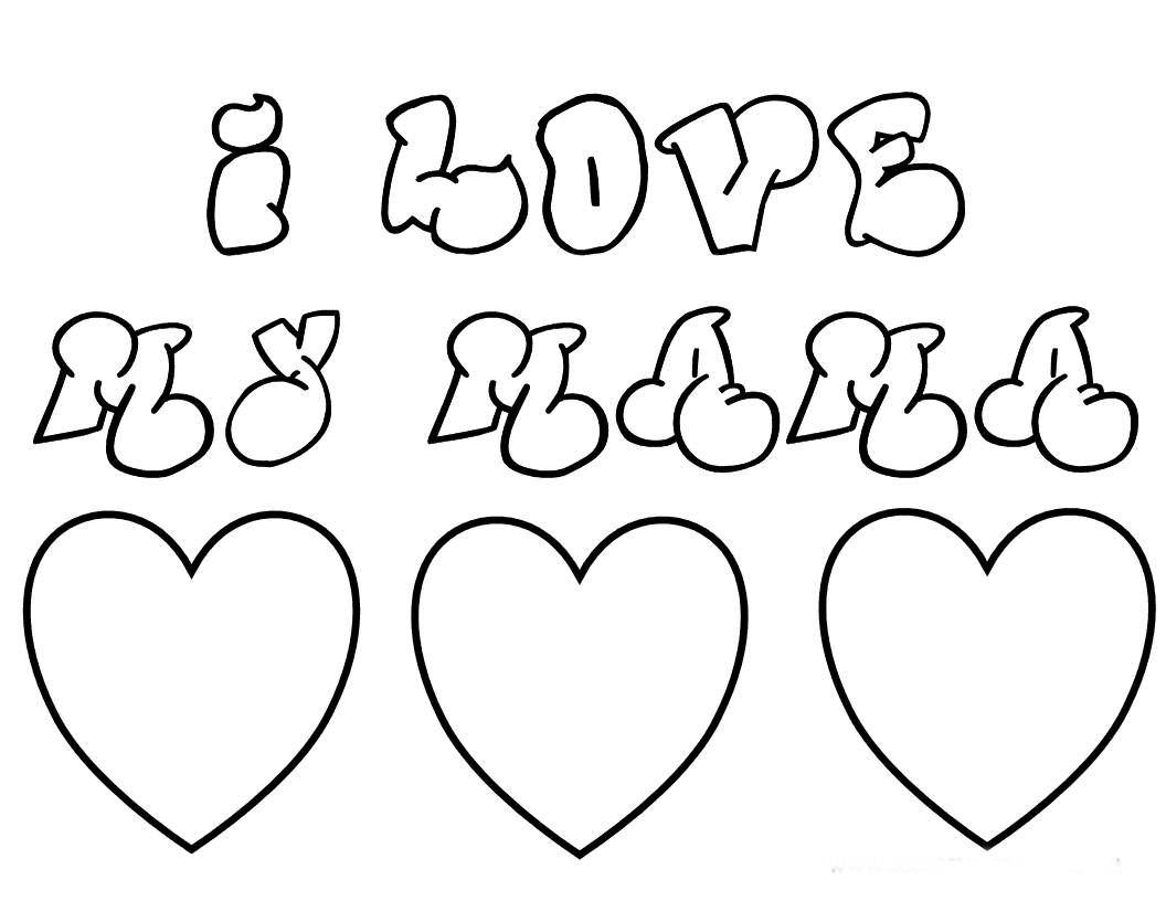 1056x816 I Love My Grandma Coloring Pages Free Coloring For Kids