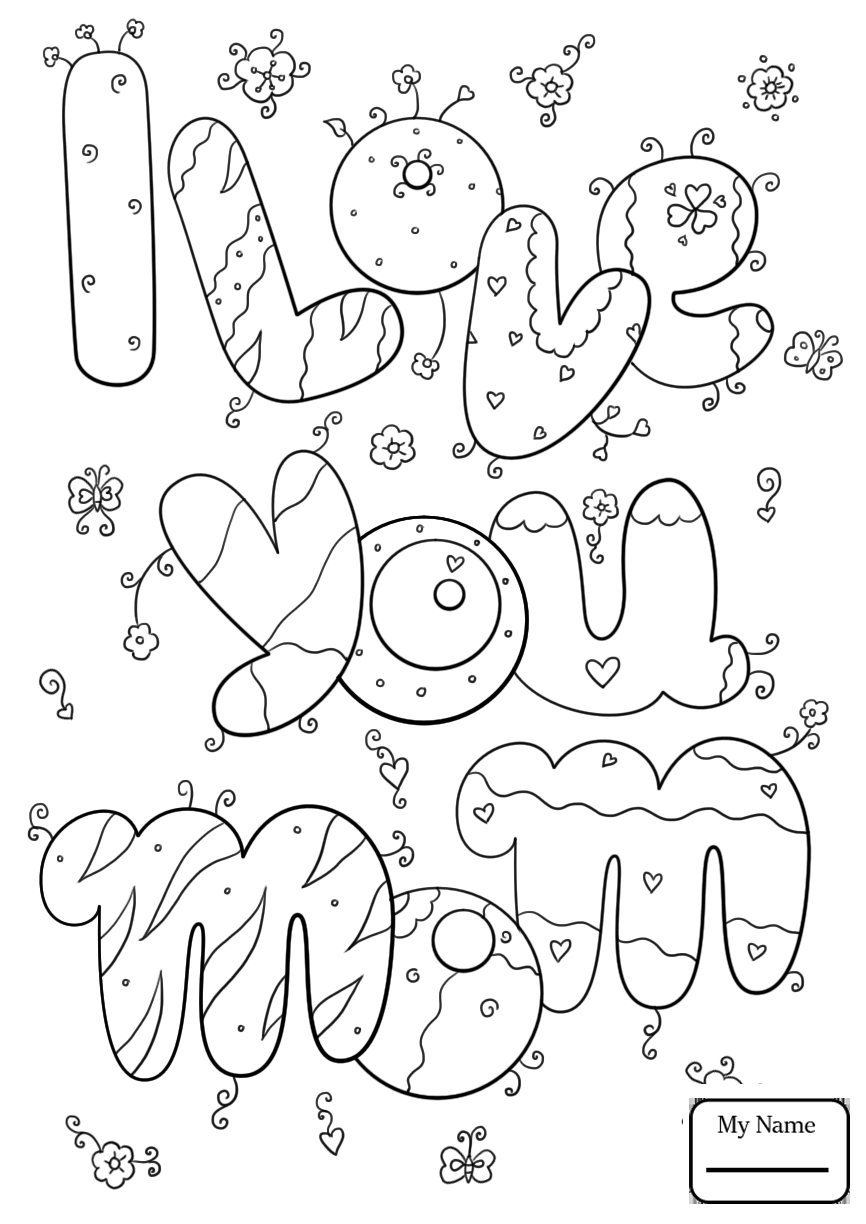 866x1224 I Love You Grandma Coloring Pages Printable Coloring For Kids