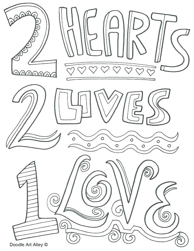 618x800 Love Heart Coloring Pages Coloring Pages Of Love I Love You