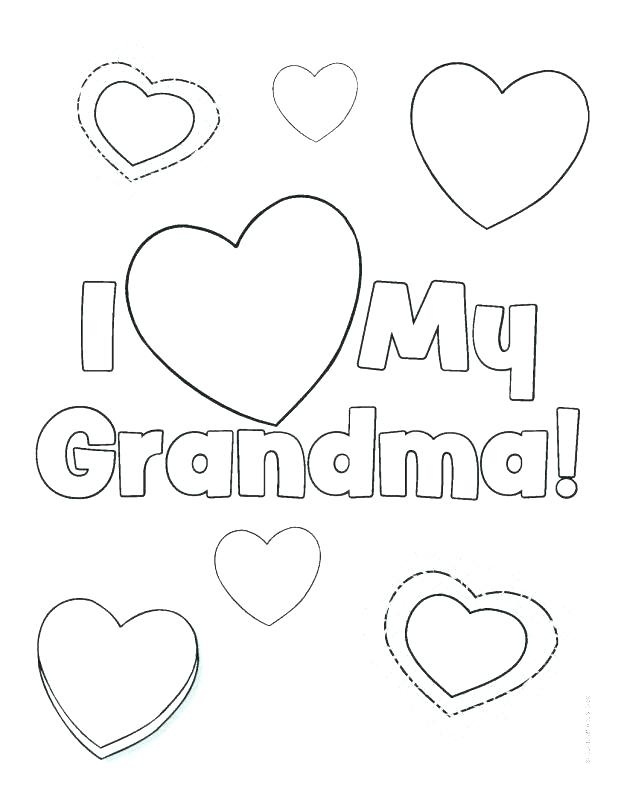 618x800 Grandma Coloring Pages Here Are Grandma Coloring Pages Pictures
