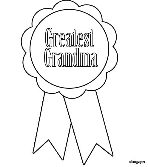 496x559 Grandparent's Day Coloring Page Activities For Grandparent's Day
