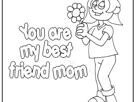 440x330 I Love My Mommy Coloring Pages Mom Printable I Love My Mommy