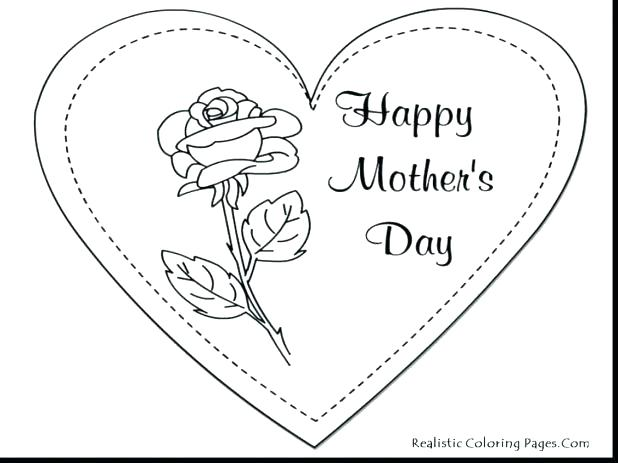 618x463 I Love U Mom Coloring Pages Icontent