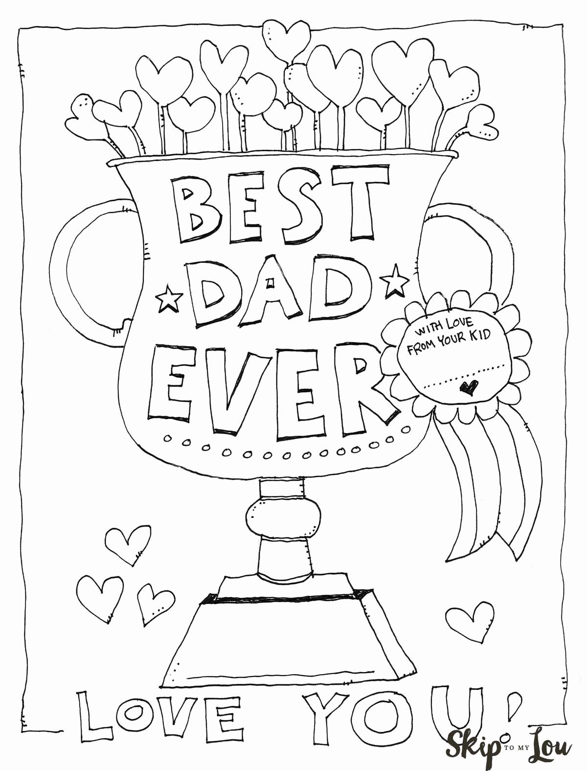 1200x1575 Glamorous Stock Of I Love My Daddy Coloring Pages