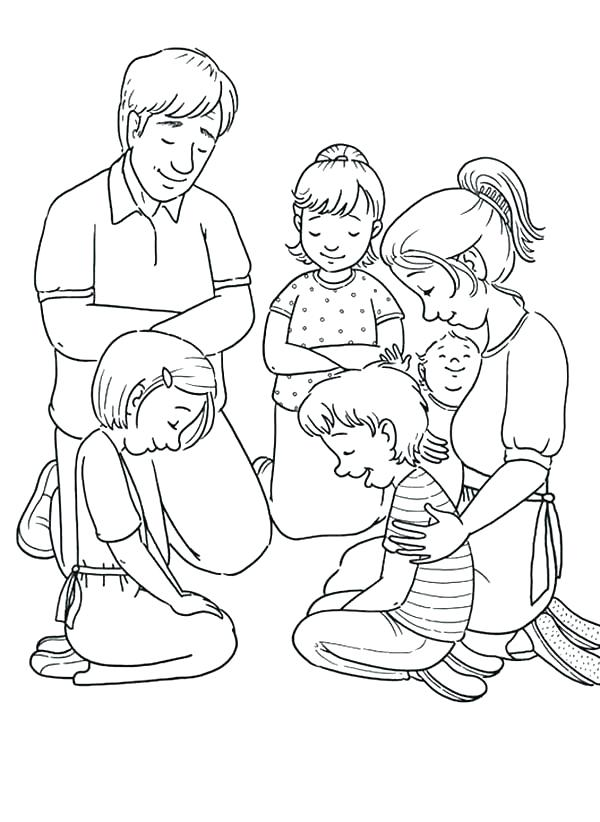600x822 New Of Child Praying Coloring Page Photos Coloring Pages Child