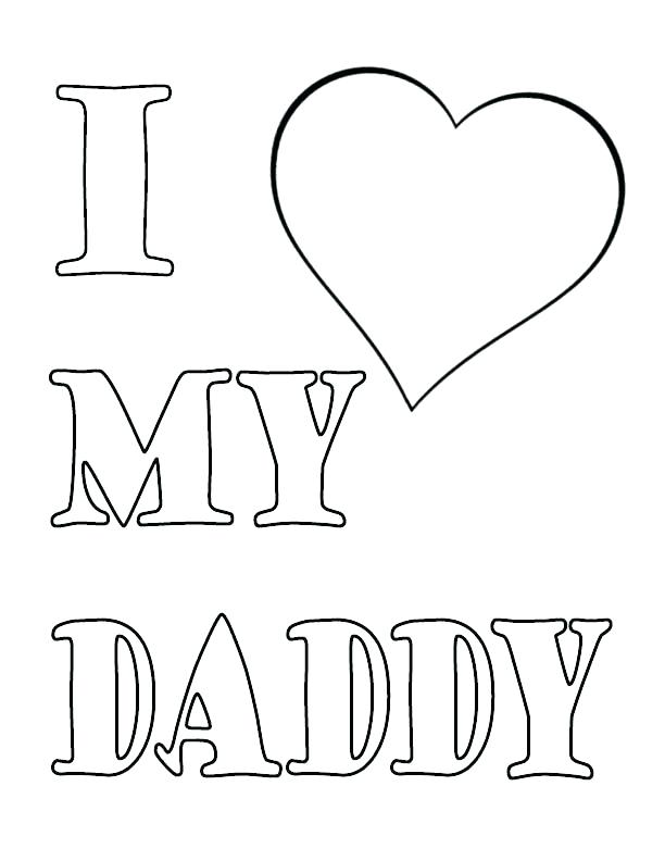 612x792 I Love My Mommy Coloring Pages Mom And Dad Coloring Pages Pretty
