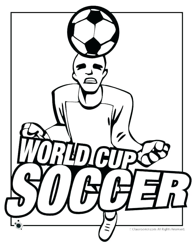 742x960 Soccer Coloring Pages Football Coloring Pages Printable