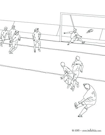 364x470 Soccer Coloring Pages Printable I Love Soccer Coloring Pages