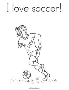 236x305 Dad Kids Playing Soccer Soccer Coloring Pages Dads