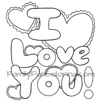 200x200 I Love You Coloring Pages Vintage I Love You Coloring Pages
