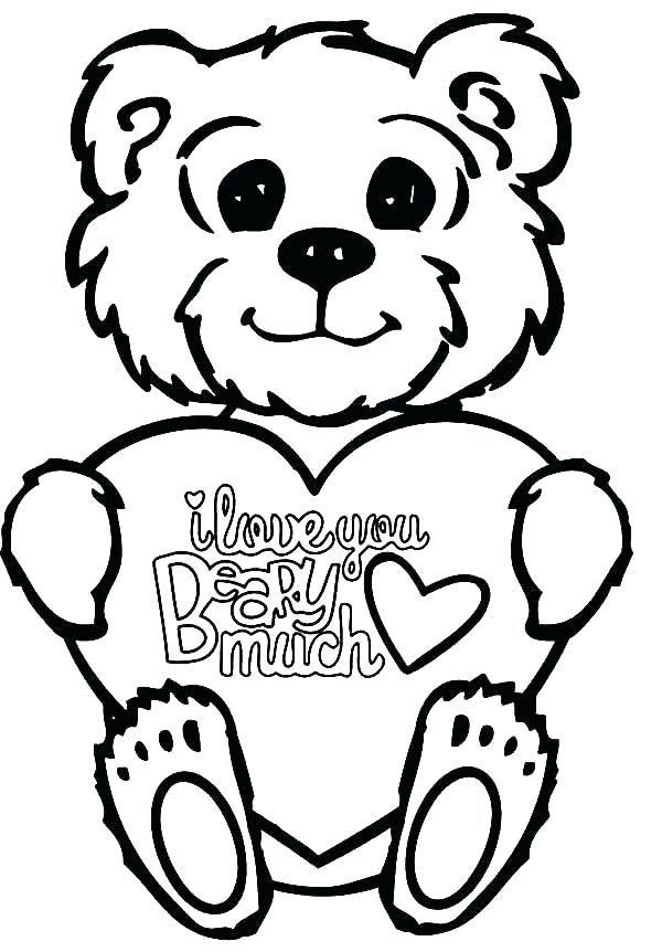 600x862 Cute Love Coloring Pages Cute Love Coloring Pages God Is Love