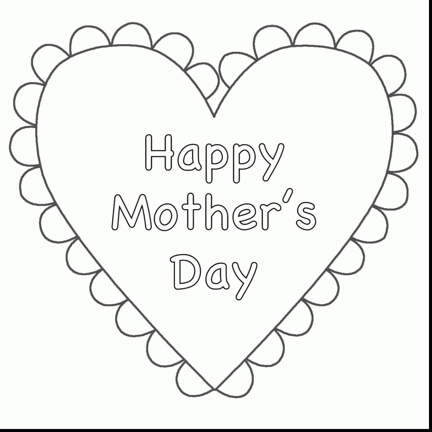 1430x1430 I Love You Mommy And Daddy Coloring Pages Copy New Coloring I Love