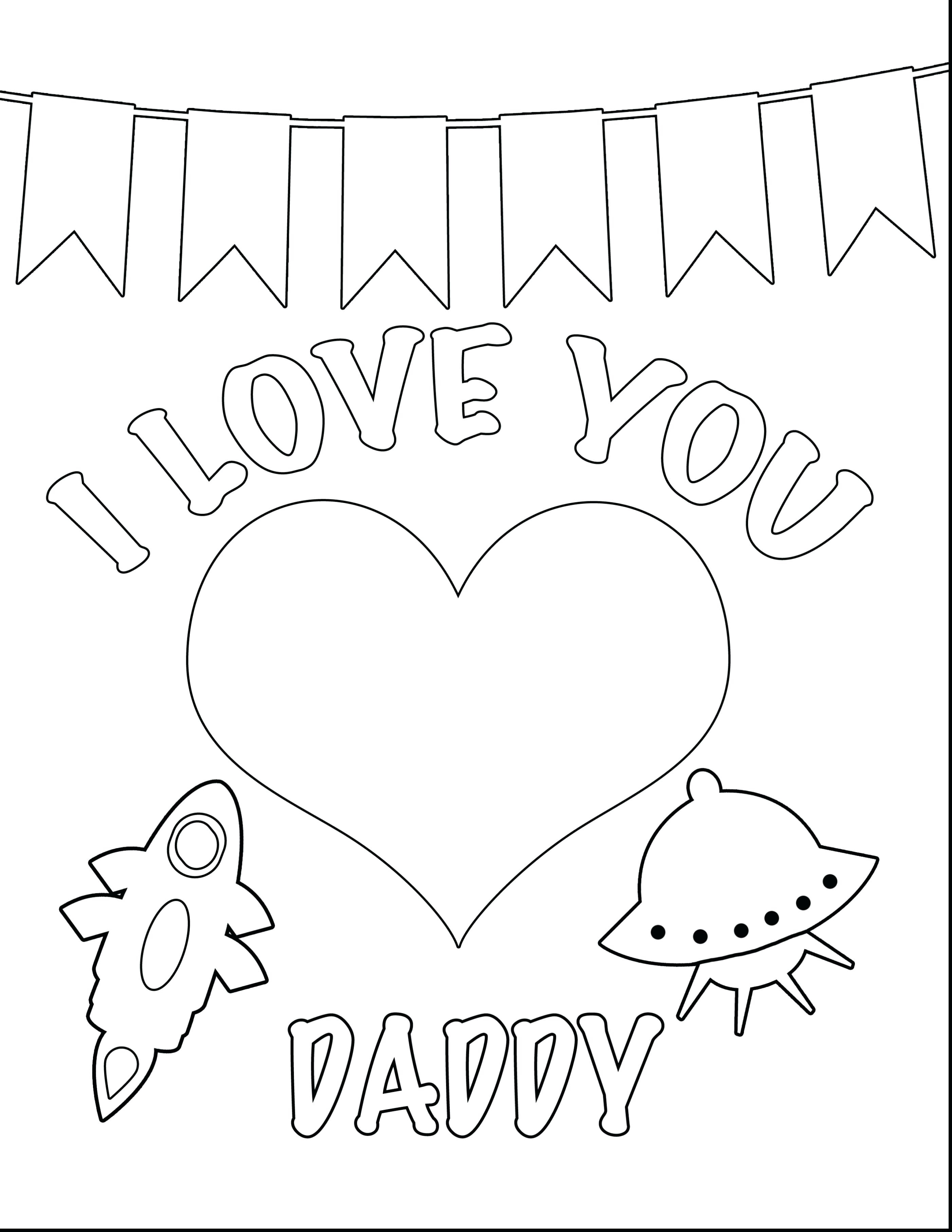 2805x3630 I Love You Mommy Coloring Pages