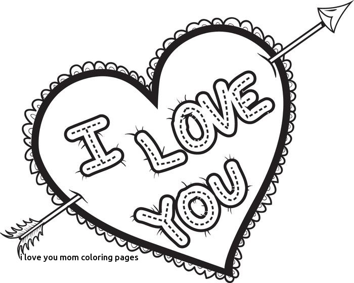 700x560 Love Coloring Page Vitlt For I Love You Mom Coloring Pages