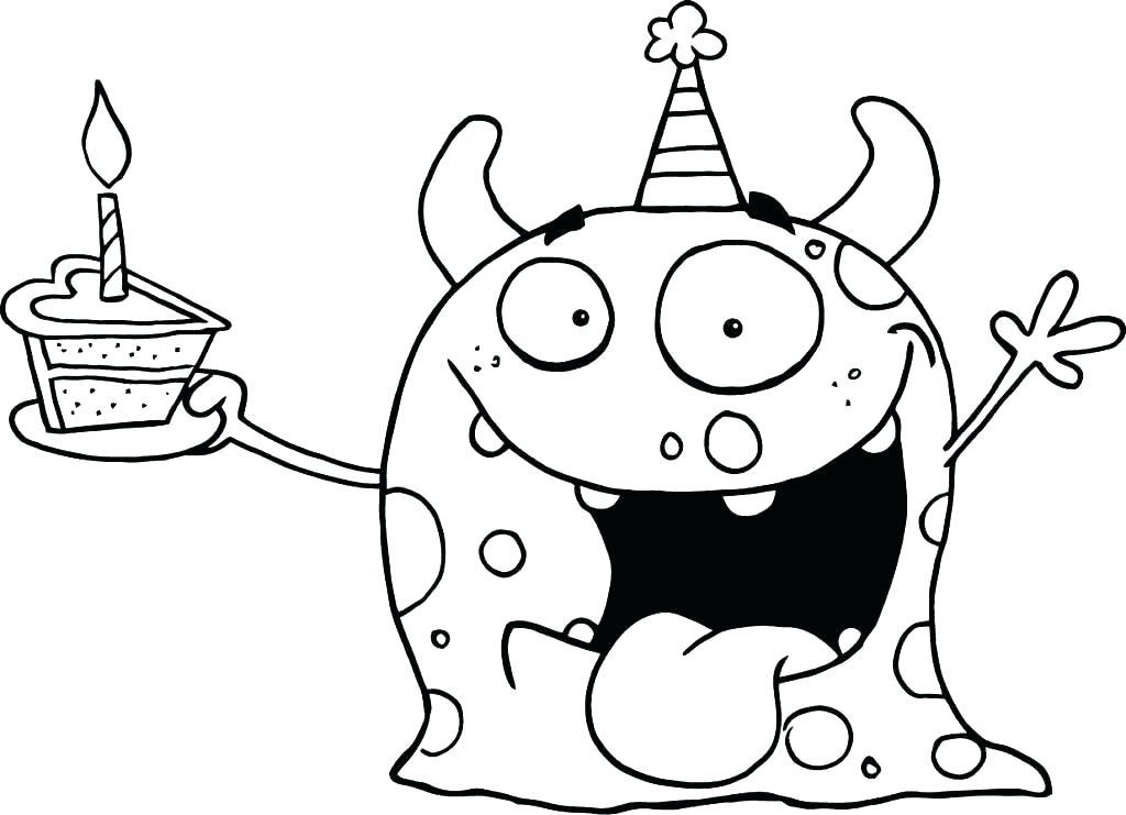 1024x741 Happy Birthday Nana Coloring Pages Happy Birthday Grandma Coloring