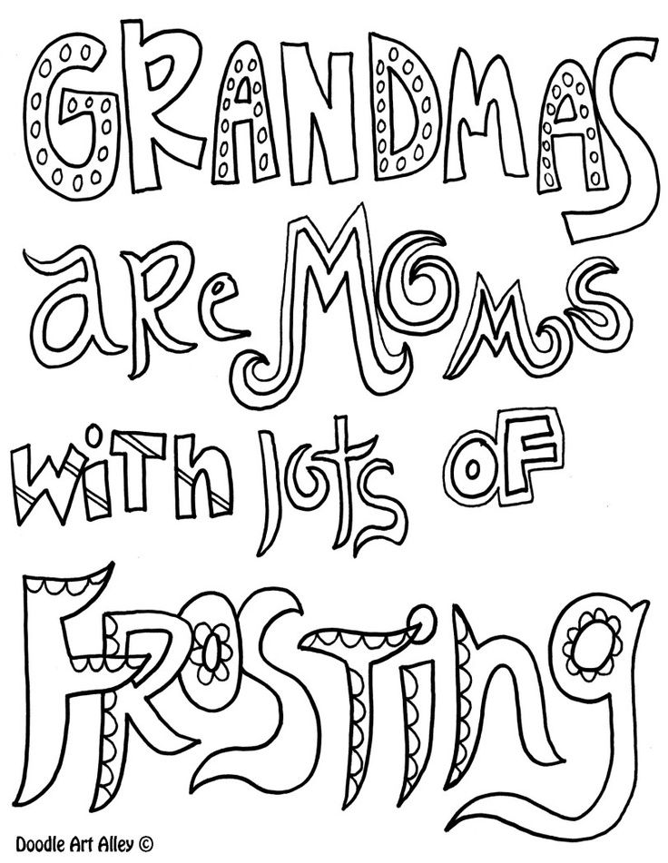 736x951 Happy Mothers Day Nana Coloring Pages