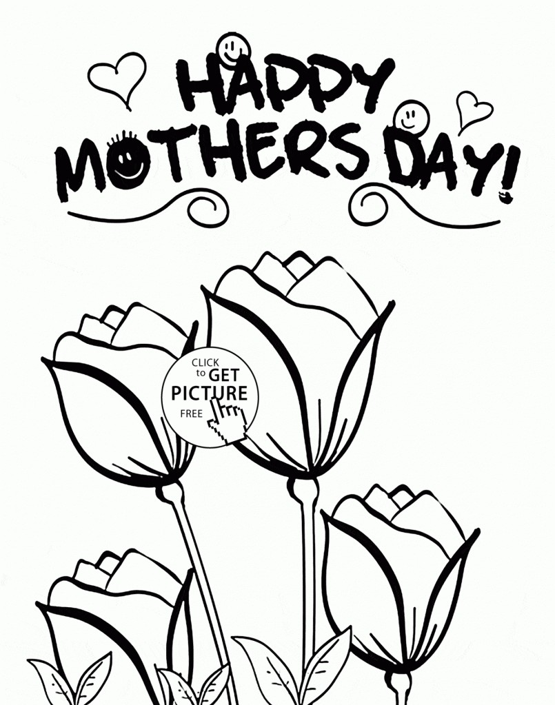 805x1023 Happy Mothers Day Nana Coloring Pages Best Of Coloring Happy