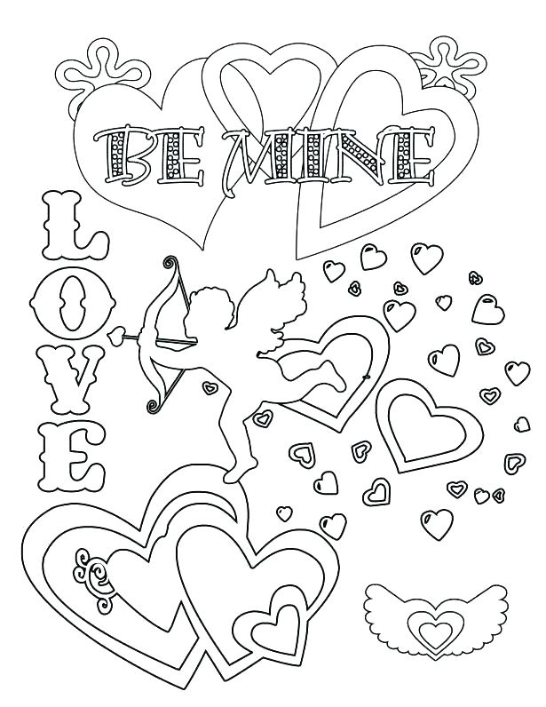 615x796 We Love You Nana Coloring Page Twisty Noodle Heart Box Of Candy